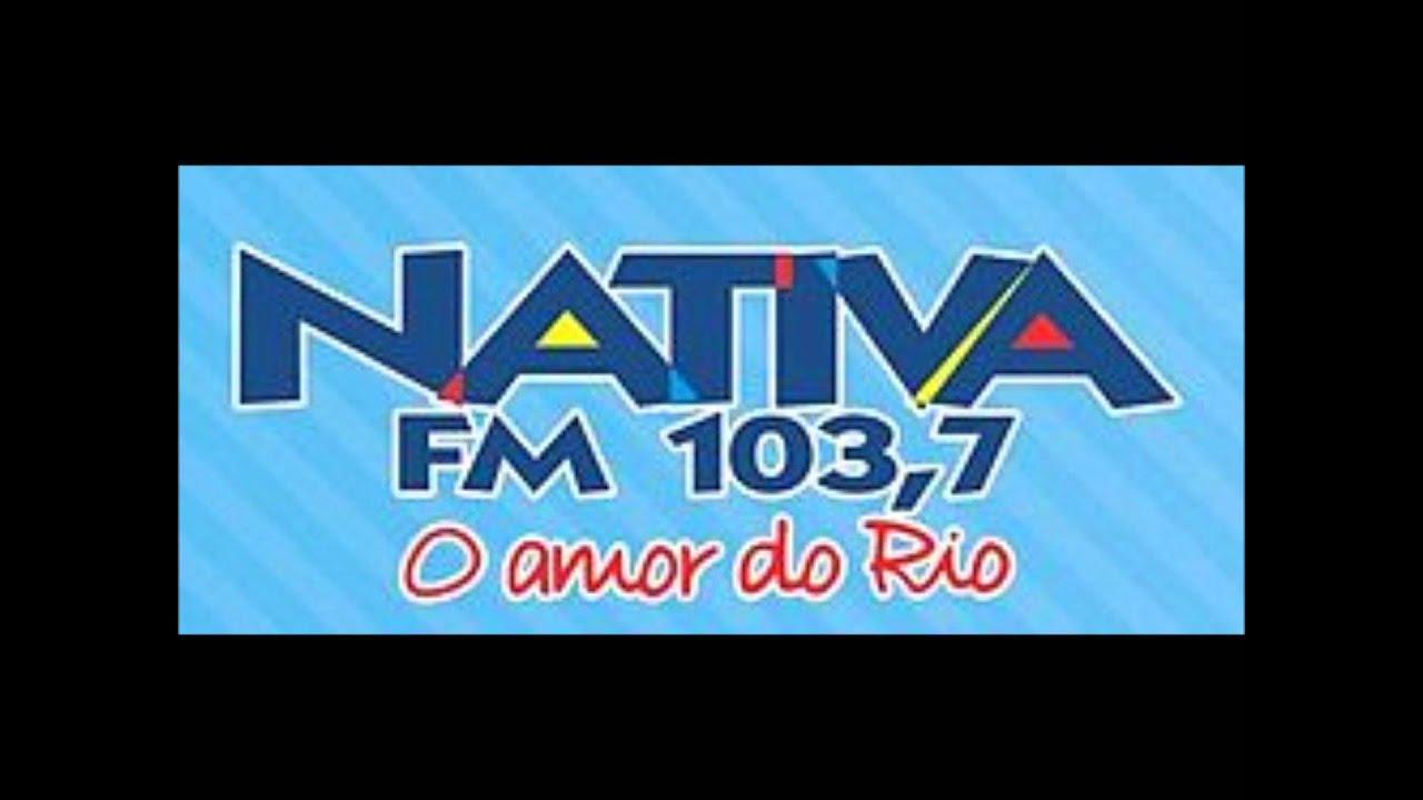 Radio Nativa Fm 103 7 O Amor Do Rio Youtube