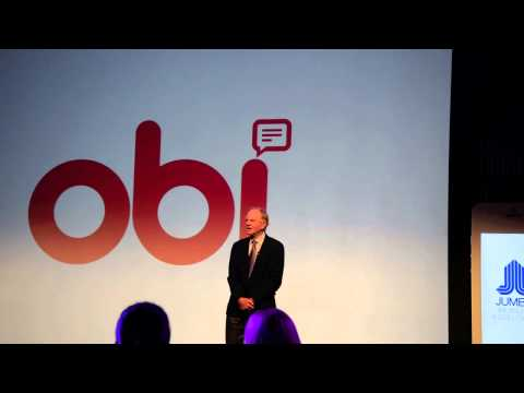 John Sculley at Obi Mobiles UAE launch Report