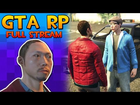 GTA RP - Chang Wei's First Day (FULL STREAM)