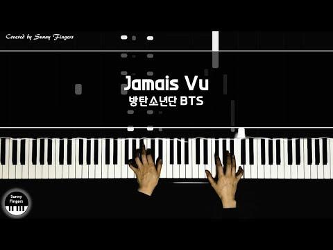 Jamais Vu - 방탄소년단 BTS   Piano Cover By Sunny Fingers