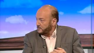 George Galloway demolishes David Cameron for supporting Arab dictators
