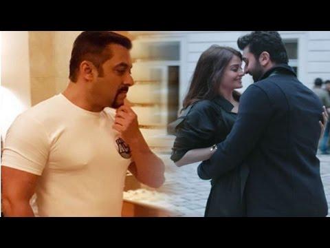 Salman Khan Reacted To Aishwarya Rai...