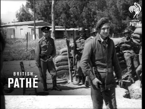 UN Troops Take Over In Cyprus (1964)