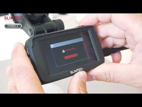 Обновление прошивки и базы GPS информера SLIMTEC Hybrid X Signature от 21.06.2019