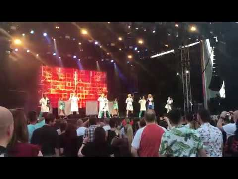 Steps - Chain Reaction - Greenwich Music Time - Old Royal Naval College - 2018