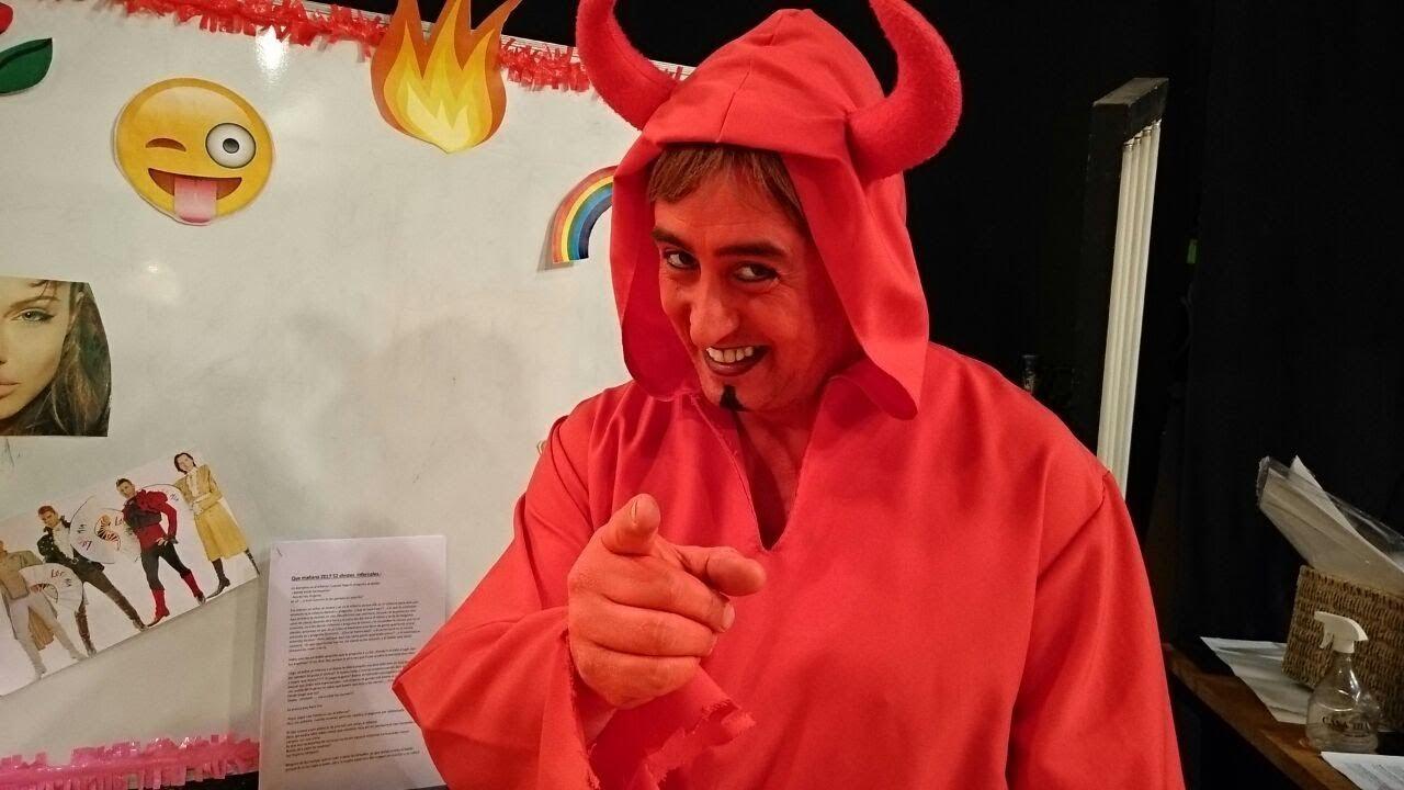 El humor de Rodrigo Vagoneta: chistes infernales