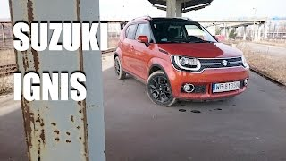 Suzuki Ignis 2017 (ENG) - Test Drive and Review