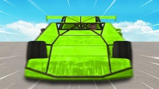Sending Players To Space Using My Ramp Car! (GTA RP)