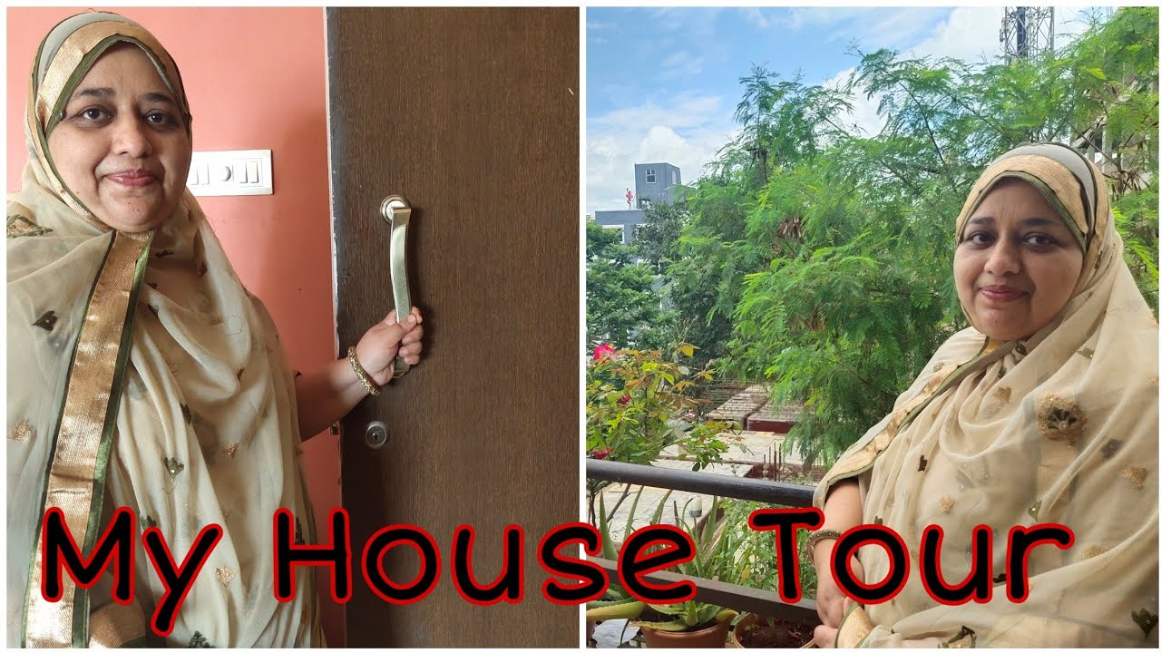 My House Tour | Middle Class House Tour | Ghare's kitchen