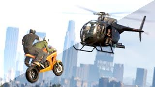 GTA 5 AMAZING STUNTS & FAILS!!