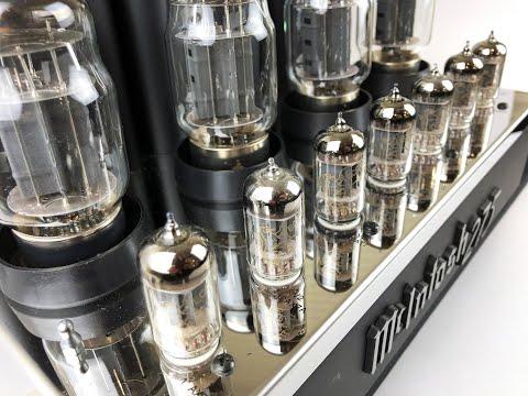 SkyFi Audio Review, McIntosh MC-275 MK4 Tube Amplifier