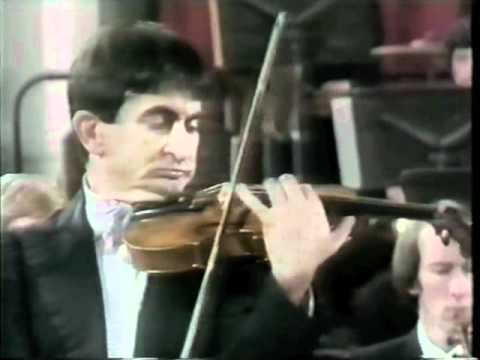Maurice Hasson Paganini 1st movement 2 of 2