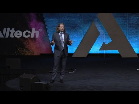 Dr. Mark Lyons At ONE19 - How Alltech Is Building A Plentiful Planet