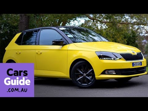 2015 Skoda Fabia Review First Drive Youtube
