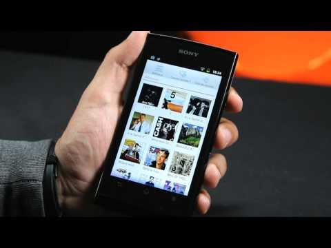 Reproductor Sony Walkman (NWZ-Z1050B)