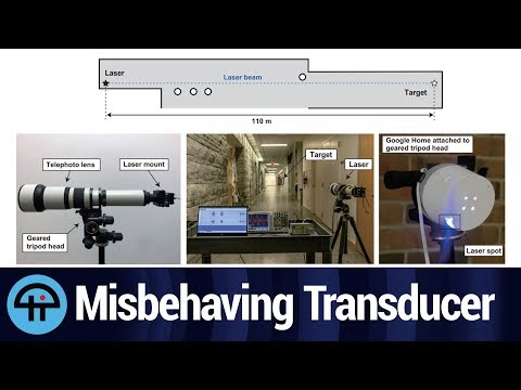 The case of the misbehaving transducer