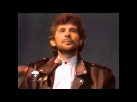 ( Live )   Eddie Rabbitt - Drivin' My Life Away