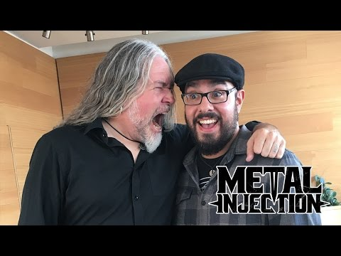 MESHUGGAH The Violent Sleep of Reason Interview with Tomas Haake | Metal Injection