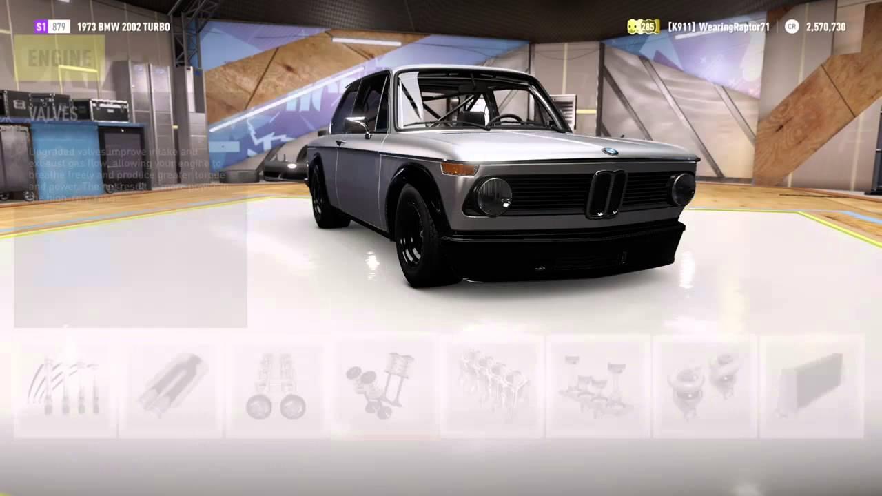 Forza Horizon 2 - TUNE - 1973 BMW 2002 TURBO S1 - YouTube