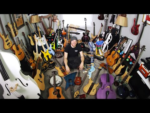 My Instrument Collection