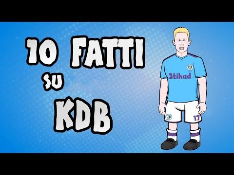 10 fatti su Kevin De Bruyne che DEVI conoscere! ► OneFootball x 442oons
