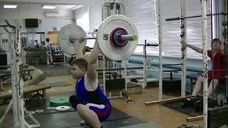 Бикмулин Илья, 11 лет, вк 77 Швунг+уход в сед 34 кг