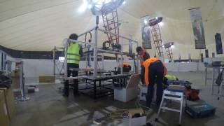 Warehouse that can sense colours | RMIT University