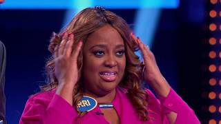 Sherri Shepherd's Shocking Fast Money – Celebrity Family Feud