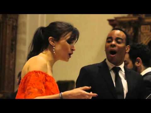 Happy We. Händel (Ítaca Vicente, Soprano - Ariel Hernández, Tenor)
