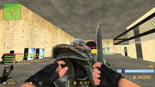 Funny Counter Strike Source Jailbreak Moments