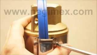 видео Насос скважинный DAB S4 D 21-M