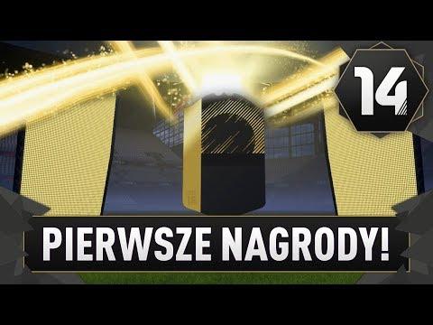 PIERWSZE NAGRODY! - FIFA 18 Ultimate Team [#14]