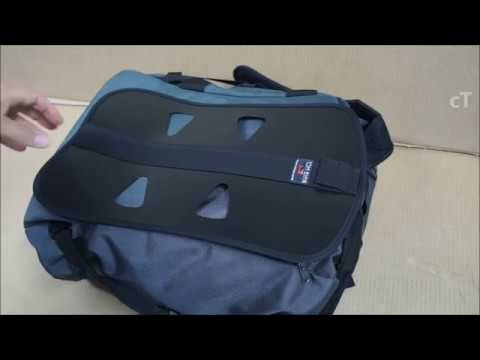 Tom Bihn Aeronaut 45 - Trying the new internal frame sheet