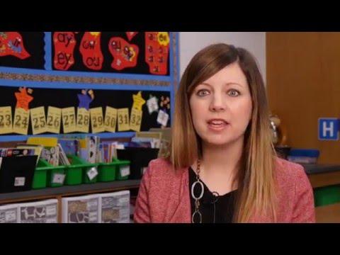 Megan Schmidt - Finalist Moore Public Schools 2016 Teacher of the Year