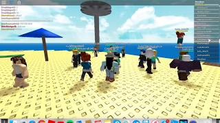 Natural Disaster Survival ROBLOX :D