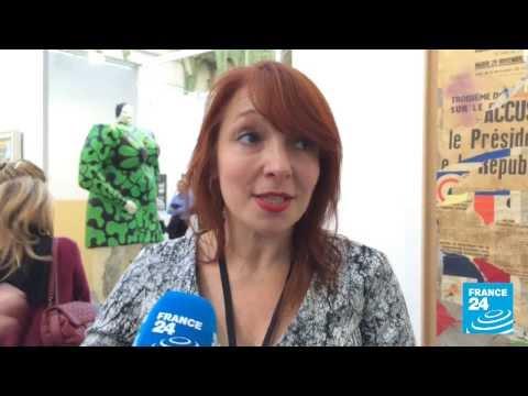 Nathalie Vallois: « J'aimerais qu'il y ait plus de représentations de la femme » #ActuElles