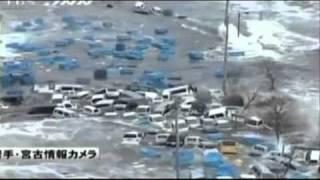 Terremoto e tsunami in Giappone: le immagini più terribili (11-12 marzo 2011)