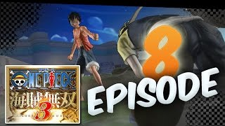 One Piece Pirate Warriors 3 PS4 Let