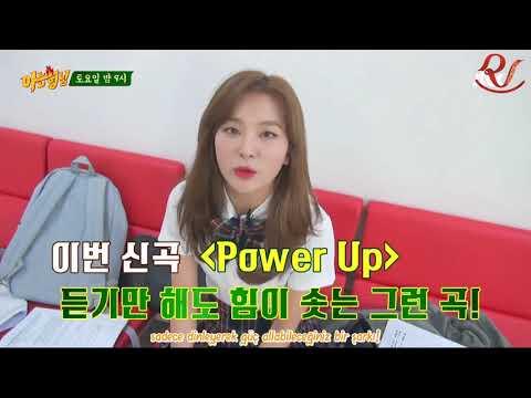 [Türkçe Altyazılı] Red Velvet (레드벨벳) - Knowing Brother 139. Bölüm Self-Cam