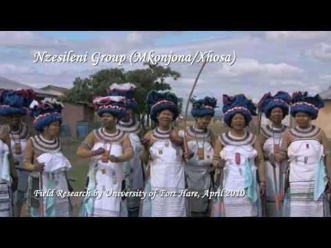 Nzesileni Group (Mkonjona, Xhosa)