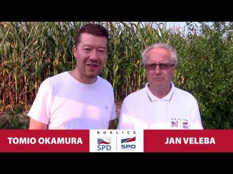 Tomio Okamura: Sobotkova ČSSD podporuje migranty