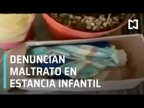 Denuncian maltrato a menores en estancia infantil - Las Noticias