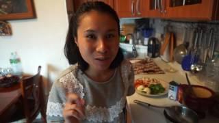 как готовить тайский суп(том ка)