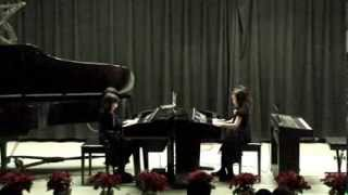 Parade Of The Wooden Soldiers Piano Quartet - Christmas Concert 2013