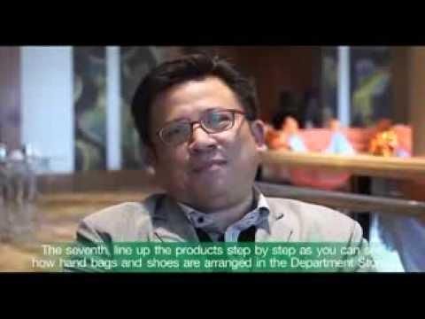 Thailand Corridors 13D Asean Insights การจัดร้านค้าให้ดูดี