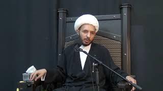 الفرق الجوهري بين المعجزة والكرامة - الشيخ أحمد سلمان