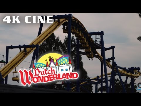 Cinematic Dutch Wonderland 4K Footage
