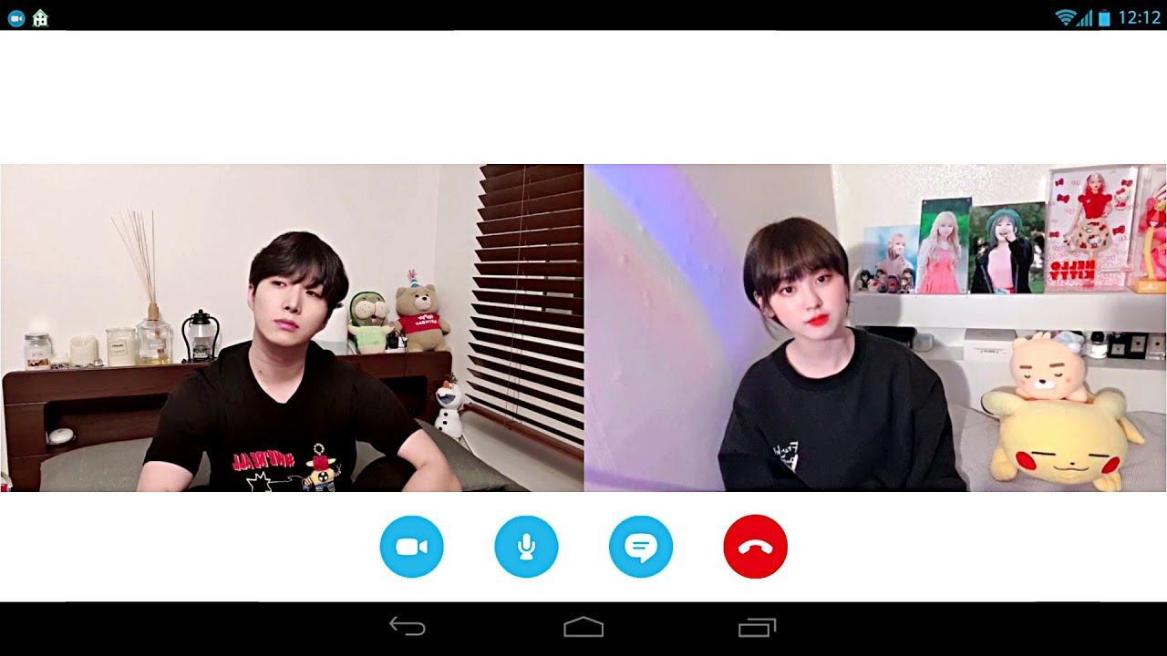 영상통화 하면서 노래 불러봤습니다ㅋㅋ 조섭, 앤씨아 – STAY HOME 방구석 라이브(ROOM LIVE)