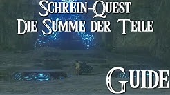 ZELDA: BREATH OF THE WILD - Schrein-Quest - Die Summe der Teile / Ma-Kaya-Schrein Guide