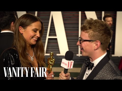 Tyler Oakley Interviews Oscar Winner Alicia Vikander